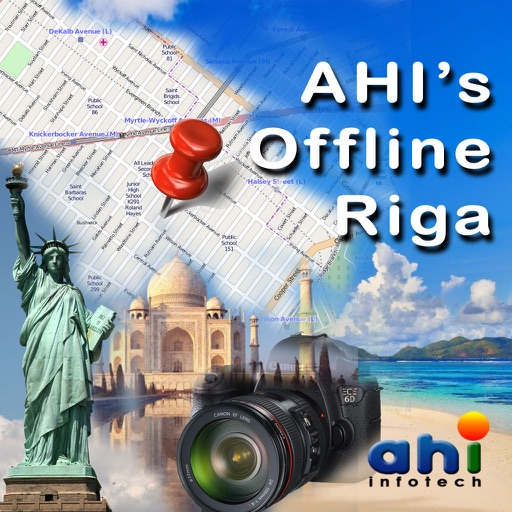 AHI's Offline Riga