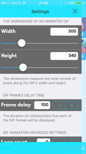 Gifit gif maker viewer editor saver converter on the app store negle Choice Image