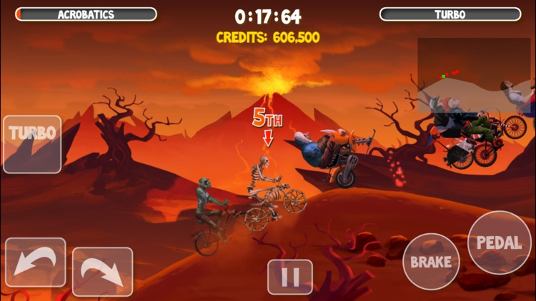 Crazy Bikers 2 Free screenshot-3
