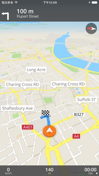 奧克蘭 離線地圖和旅行指南屏幕截圖1