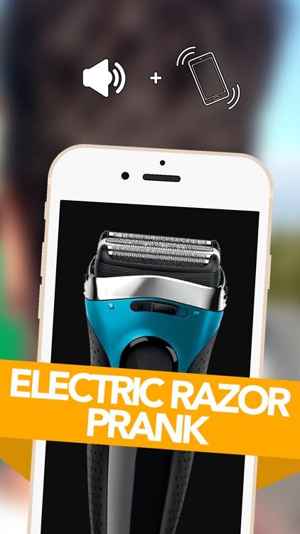 Electric Razor Prank
