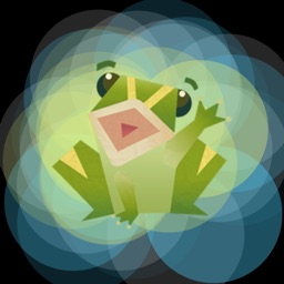 Cute Frog - Funny Animal Sticker Emojis