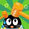 Baby & Mole(All babies love peekaboo) - iPhoneアプリ