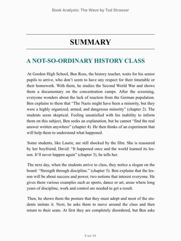 summary books