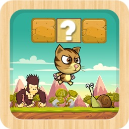 Cat Brothers Platform Bullet VS Gorilla Ape Kong