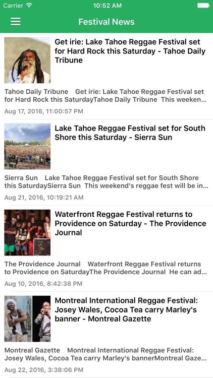 Reggae Music Pro - Top Reggae Songs, Dancehall & Jamaican Music screenshot-4