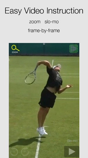 ‎CMV Pro: Frame-Frame Video Analysis - CoachMyVideo Screenshot