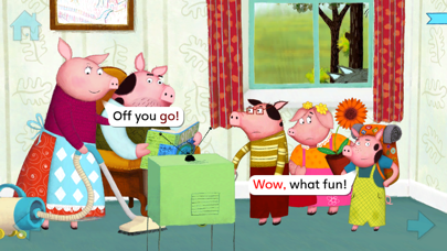 The Three Little Pigs By Nosy Crow review screenshots