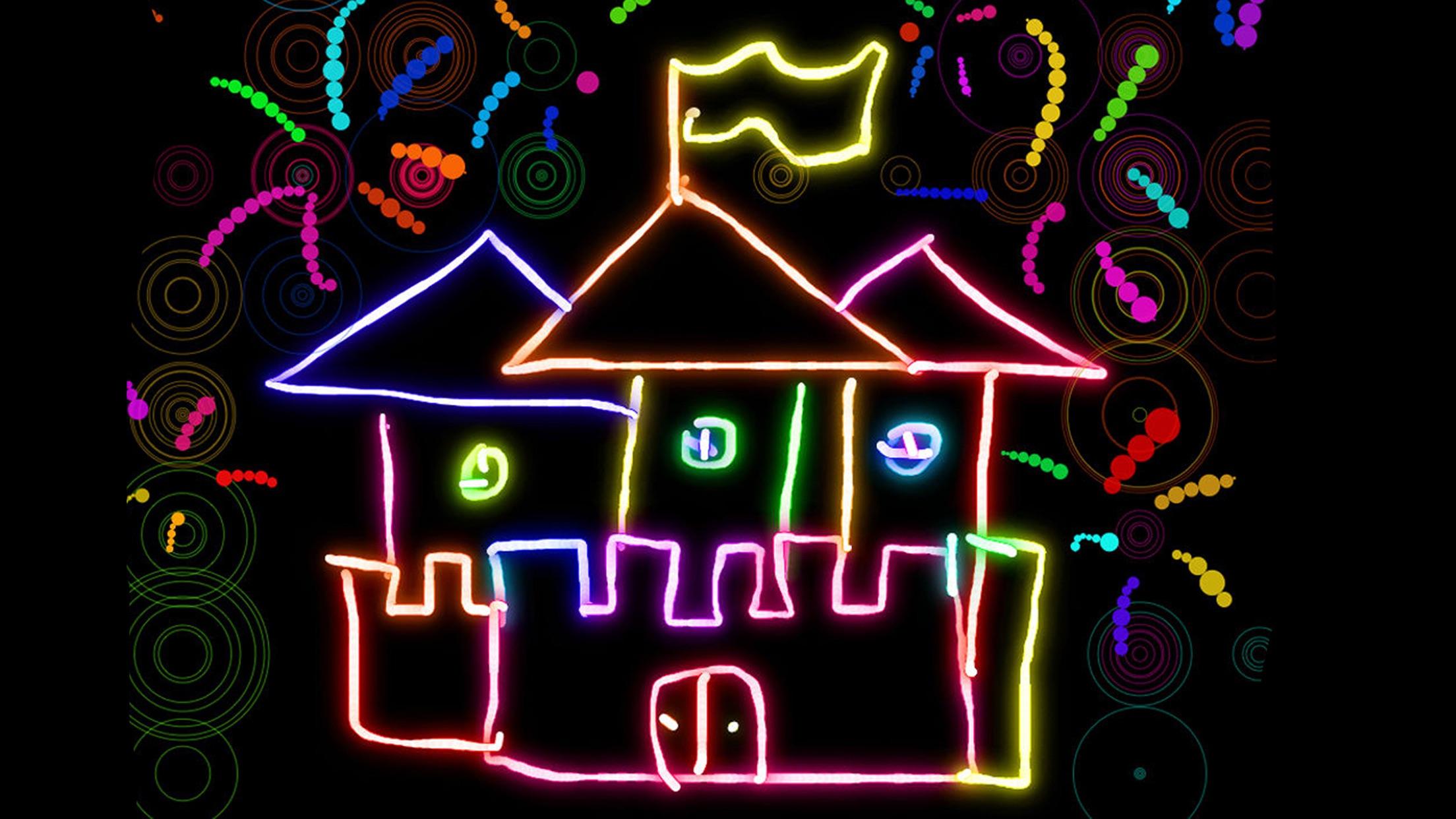 Doodoo Pad  -  Kids Drawing Pad Screenshot
