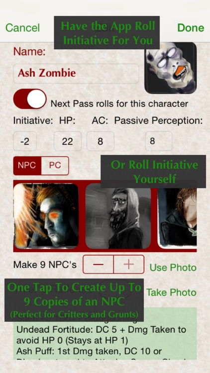 Next Turn for D&D 5E screenshot-3