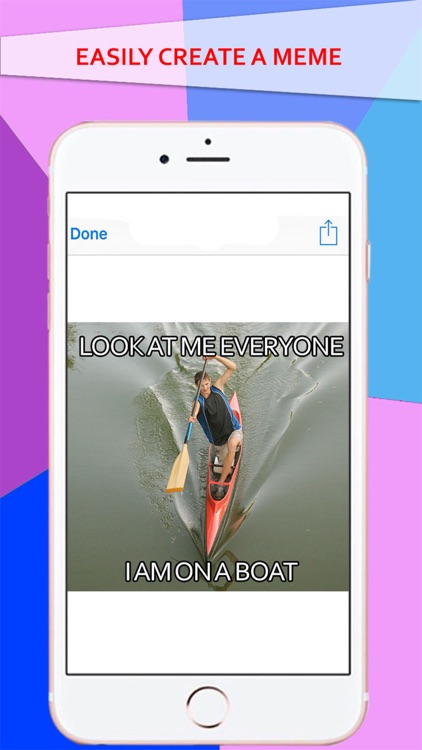 Simple Meme Creator - Make your own & Funny Meme with Athlete Images screenshot-3