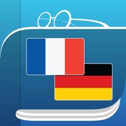 Dictionnaire français-allemand - traduction