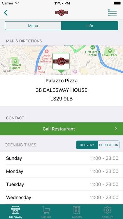 Palazzo Pizza - Ilkley screenshot-4