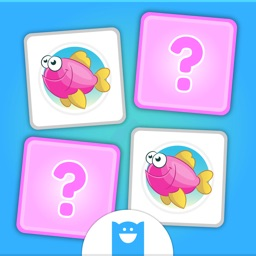 Pairs Match Kids-Game to Train Your Brain (No Ads)