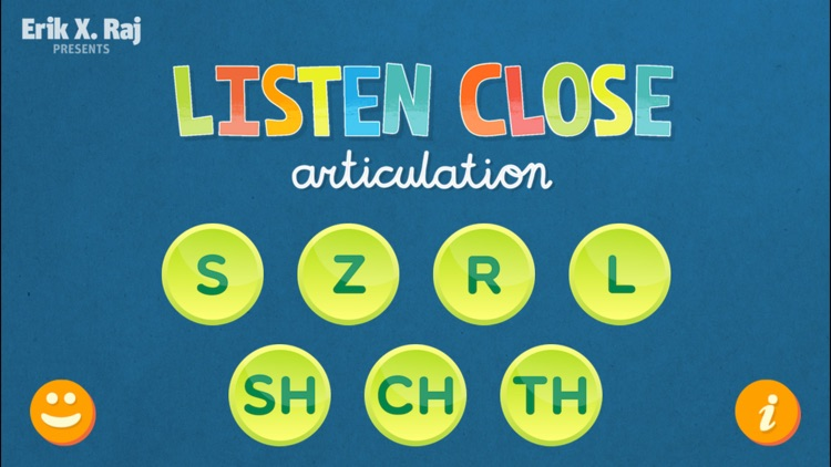 Listen Close Articulation