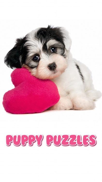 Puppy Pet Jigsaw Puzzle Cute Baby Dog Animal Games