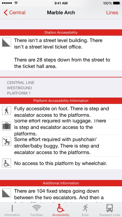 Station Master - London Underground Information screenshot-3