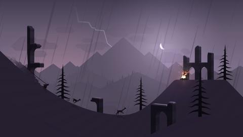 Screenshot #15 for Alto's Adventure