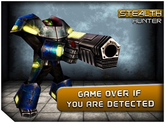 Stealth Hunter - Sneak & Loot-ipad-1