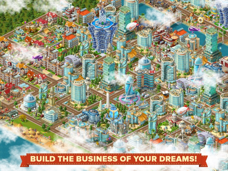 Big Business: Economic & Strategy Game