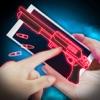 Simulator Neon Shotgun Prank