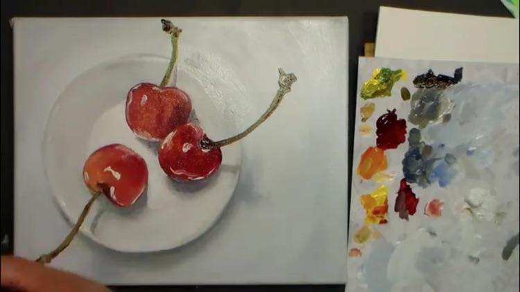 Oil Painting Academy screenshot-4