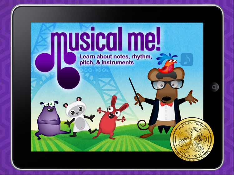 Musical Me! HD - by Duck Duck Moose