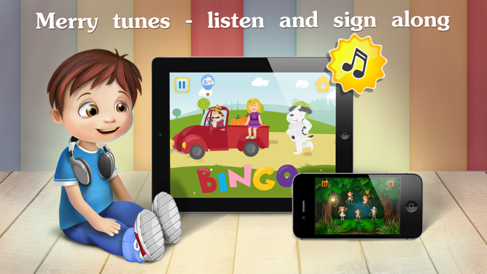 Early reading kids books - reading toddler games Screenshot