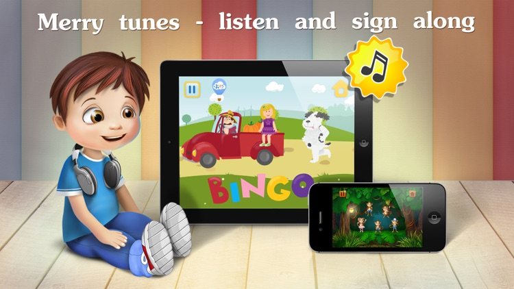 Early reading kids books - reading toddler games screenshot-1