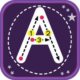 ABC Writing Practice For Kids