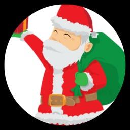 christmas bubble shooter game - fun for xmas this winter