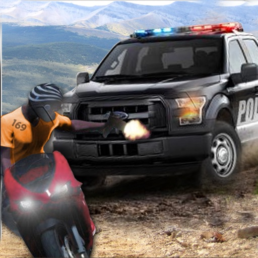 City Police Officer Chase and Arrest Criminals 3D iOS App