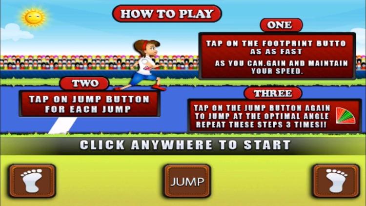 Triple Jump Race screenshot-3