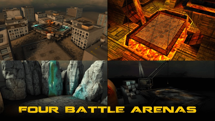Code Warriors: Hakitzu Battles - learn to code through robot arena combat screenshot-4