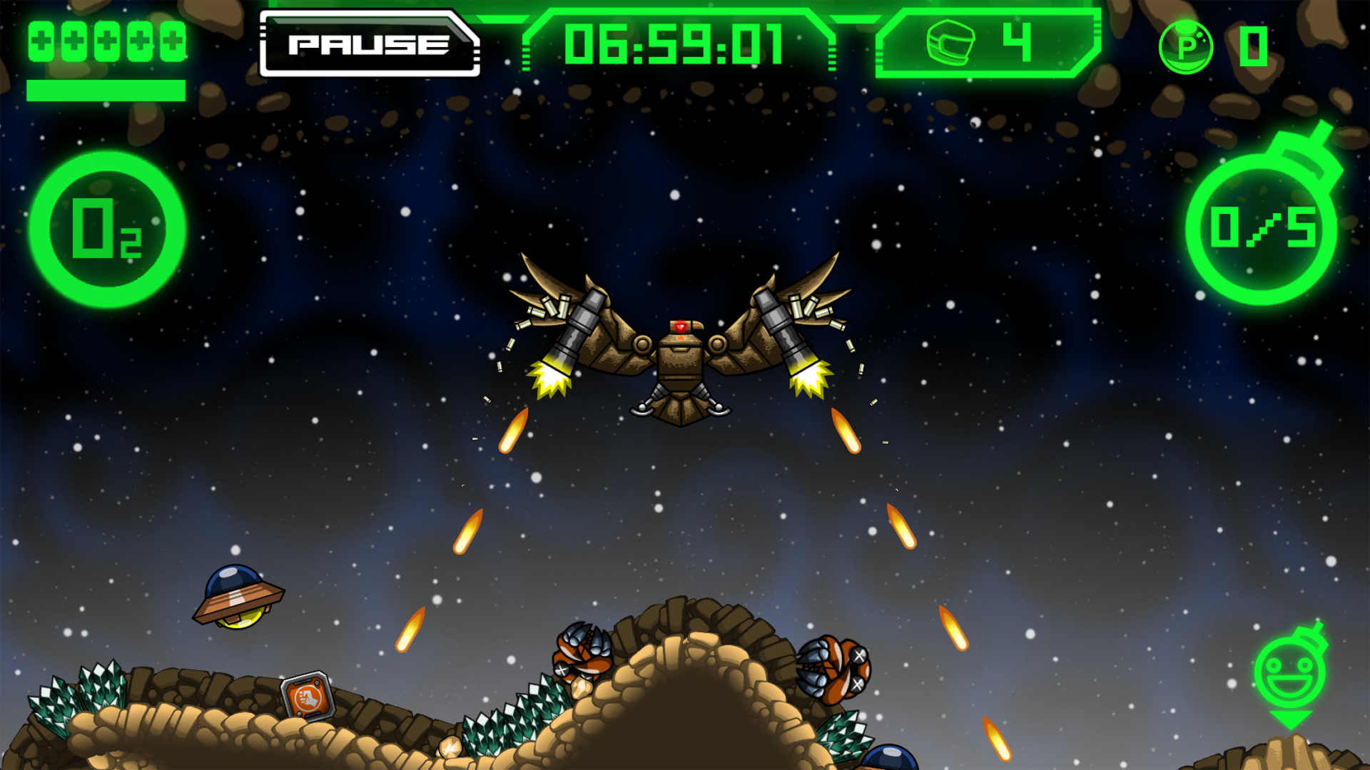 Atomic Super Lander screenshot 11