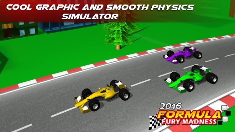 Fast Formula Mad Racing : Unleash the fury on modern formula racing tracks screenshot-3