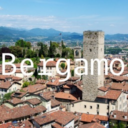 Bergamo Offline Map from hiMaps:hiBergamo