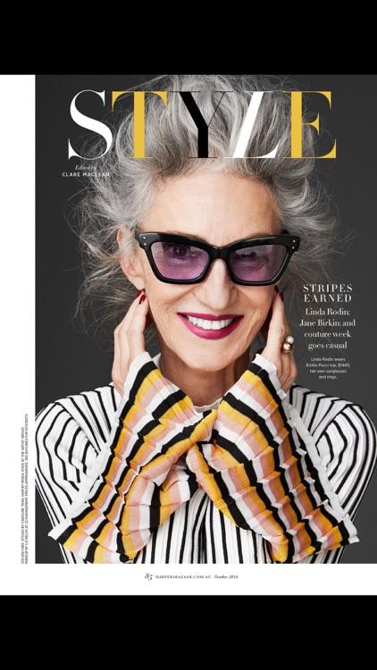 Harper's BAZAAR Australia Magazine