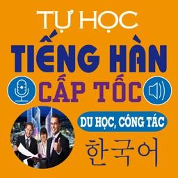 Tự học tiếng Hàn cấp tốc – Công tác, du học...