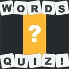 Palavras Quiz - Encontre a palavra com 4 pistas, divertido quebra-cabeça novo icon