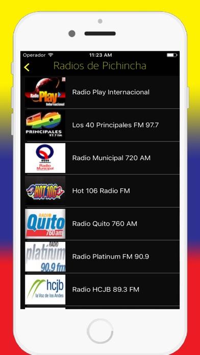 Radios Ecuador FM AM - Live Radio Stations Online by Alexander