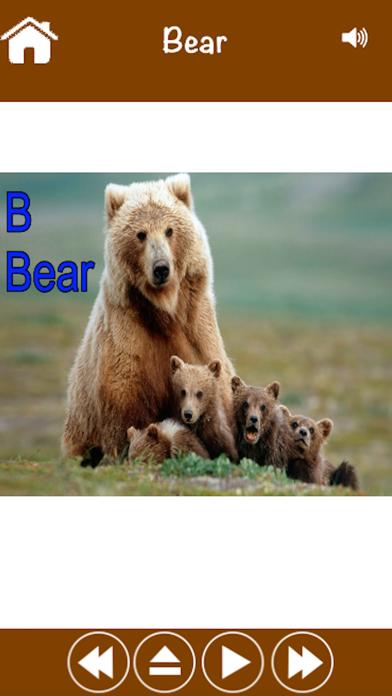 Baby  ABC ZOO Splash Animals - Toddler's Preschool Educational Puzzles Games For Kidsのおすすめ画像3