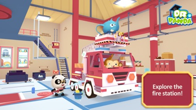 Screenshot #7 for Dr. Panda Firefighters