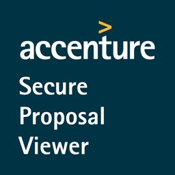 Accenture Secure Proposal Viewer