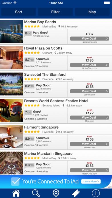 Ciudad de Siem Riep Hoteles + Compara y Reserva de hotel para esta noche con el mapa y viajes turísticosCaptura de pantalla de3