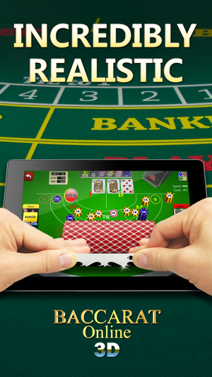 Baccarat Online 3d On The App Store