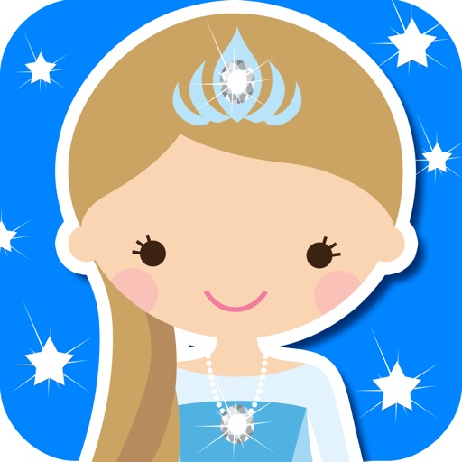 Icy Princess Snow Queen Fairy Tales Stickers