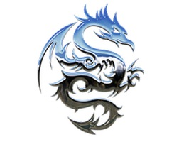 Dragon Two Sticker Pack!