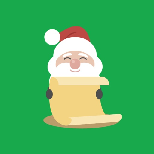 Jolly Good Santa - Stickers for iMessage