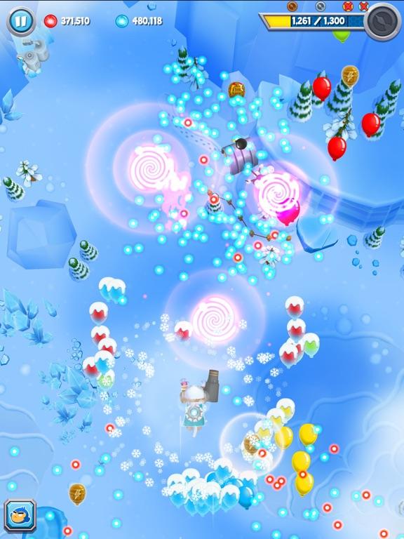 Bloons Supermonkey 2 iPad app afbeelding 3